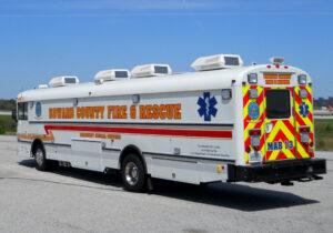 Medical Ambulance Bus (MAB) at BWI